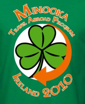 Ireland TAP Logo