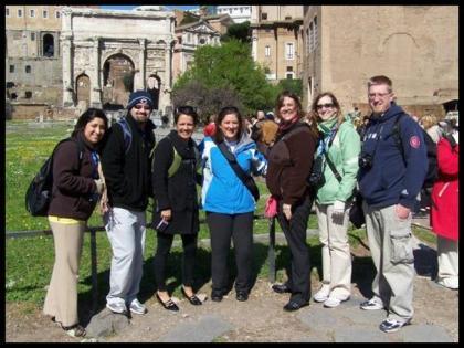 The 2009 crew of TAP teachers.
