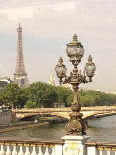 I took this one out the bus window as we took a driving tour around Paris.