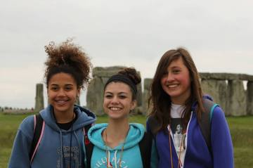 Stonehenge was one of our favorite things on the whole trip.