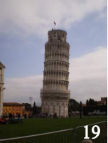 Believe it or not, the Leaning Tower is only the third coolest building in Pisa.