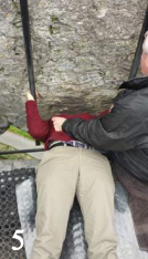 Eric did it; he kissed the Blarney Stone, which enabled him with the gift of gab enough to share these amazing travel stories with us.