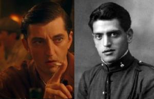 Adrien de Van and filmmaker Luis Buñuel.