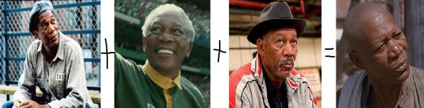 Red Redding + Nelson Mandela + Scrap Iron Dupris = Gaal Piet