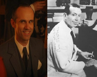 Yves Heck from the film and Cole Porter.